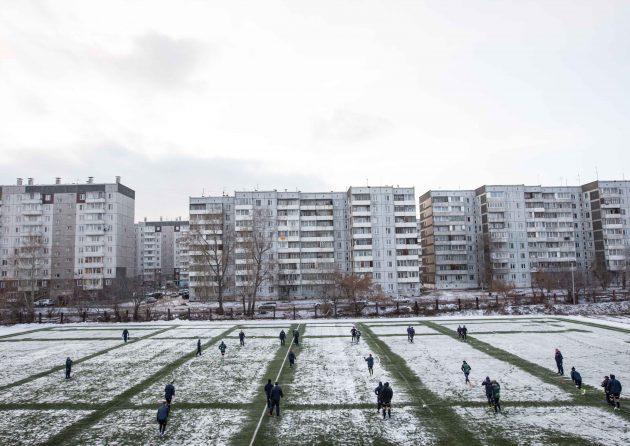 Krasnoyarsk in Siberia – home of Enisei rugby