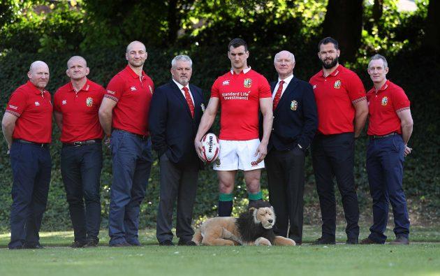 Lions management
