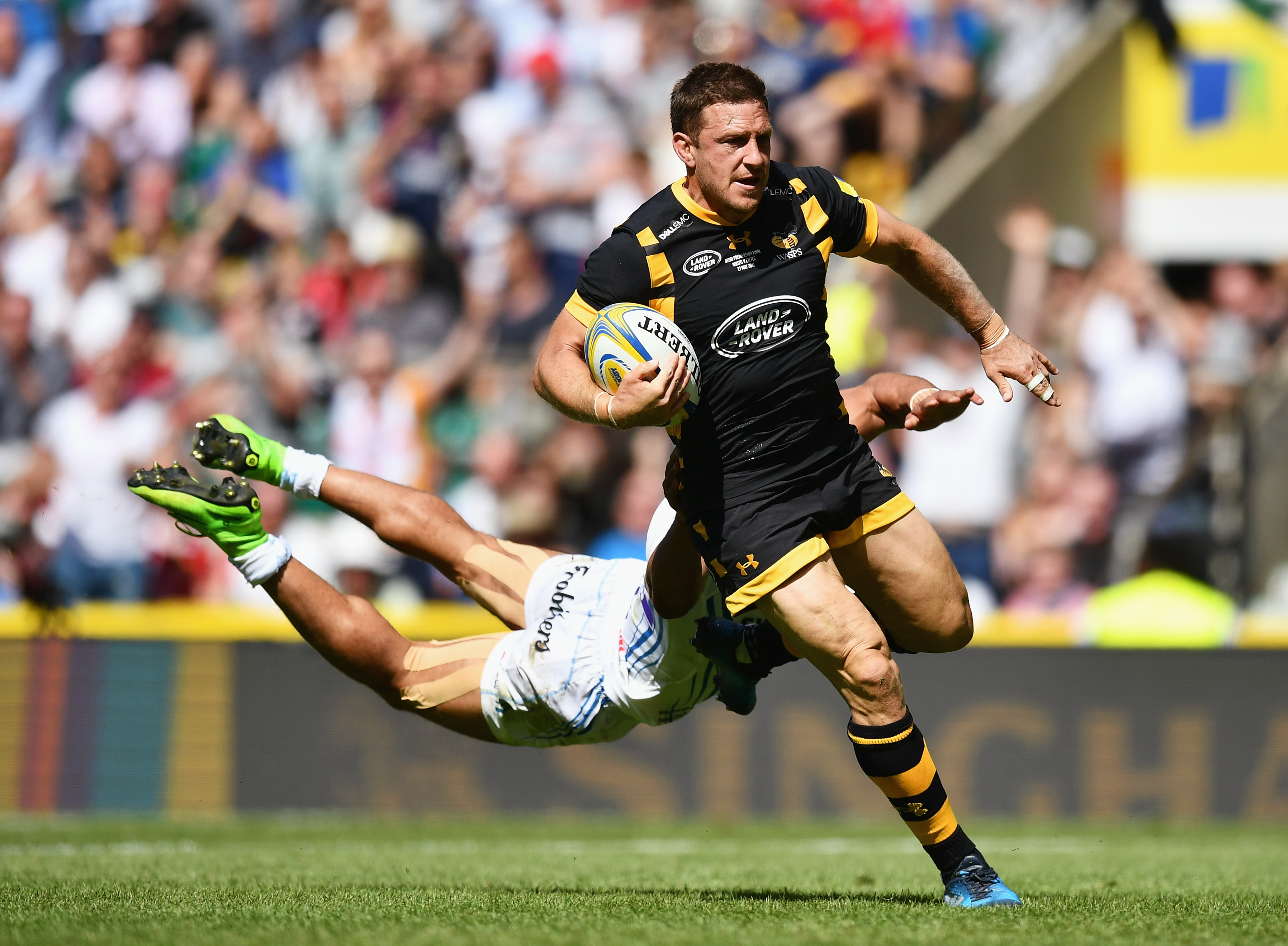 A Statistical Review Of The 2016 17 Aviva Premiership Season Rugby World