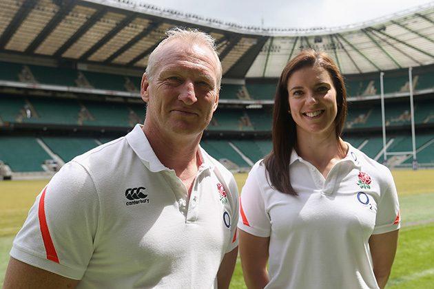 Simon Middleton and Sarah Hunter