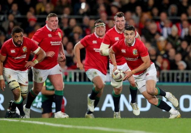2017 British And Irish Lions Vs New Zealand Rugby Third Test