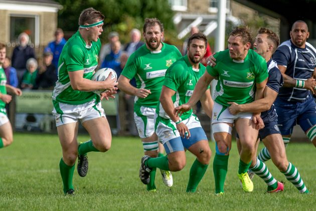 Wharfedale v South Leicester