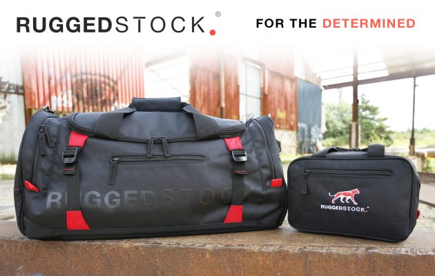 The new name in sports bags is RUGGEDSTOCK d51e6f6e38a94