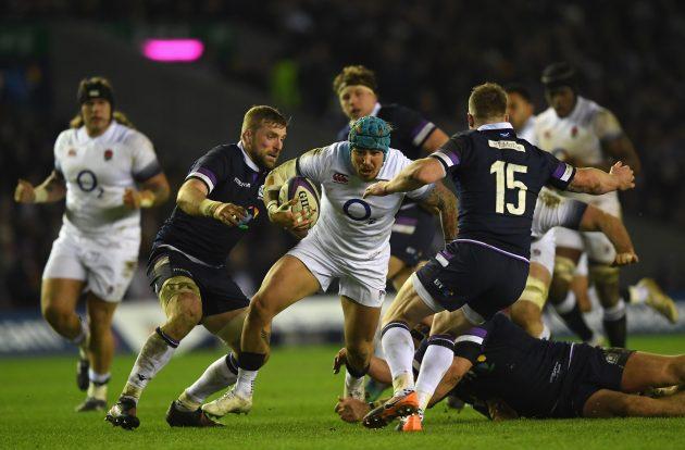 Six Nations England v Scotland Preview