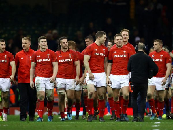 Wales Six Nations Fixtures
