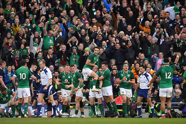 6 Nations Points