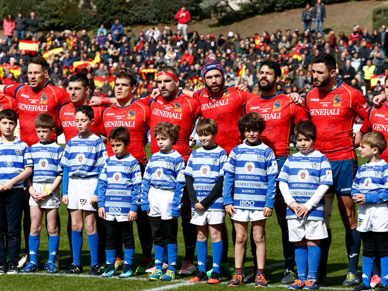 Spain One Win Away From Rugby World Cup in Japan