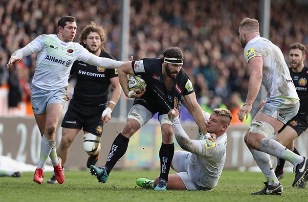 a4da6b1bd06 Exeter v Saracens Aviva Premiership final preview