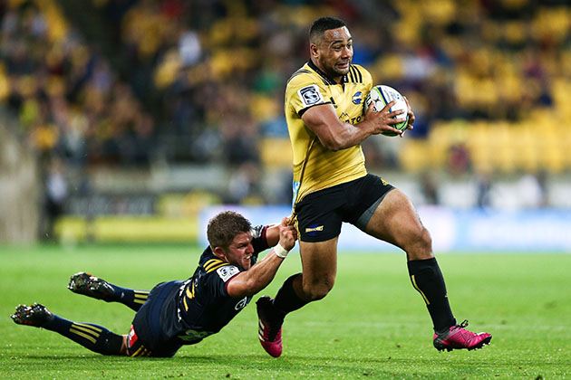 Ngani Laumape can fill hole left by Sonny Bill Williams