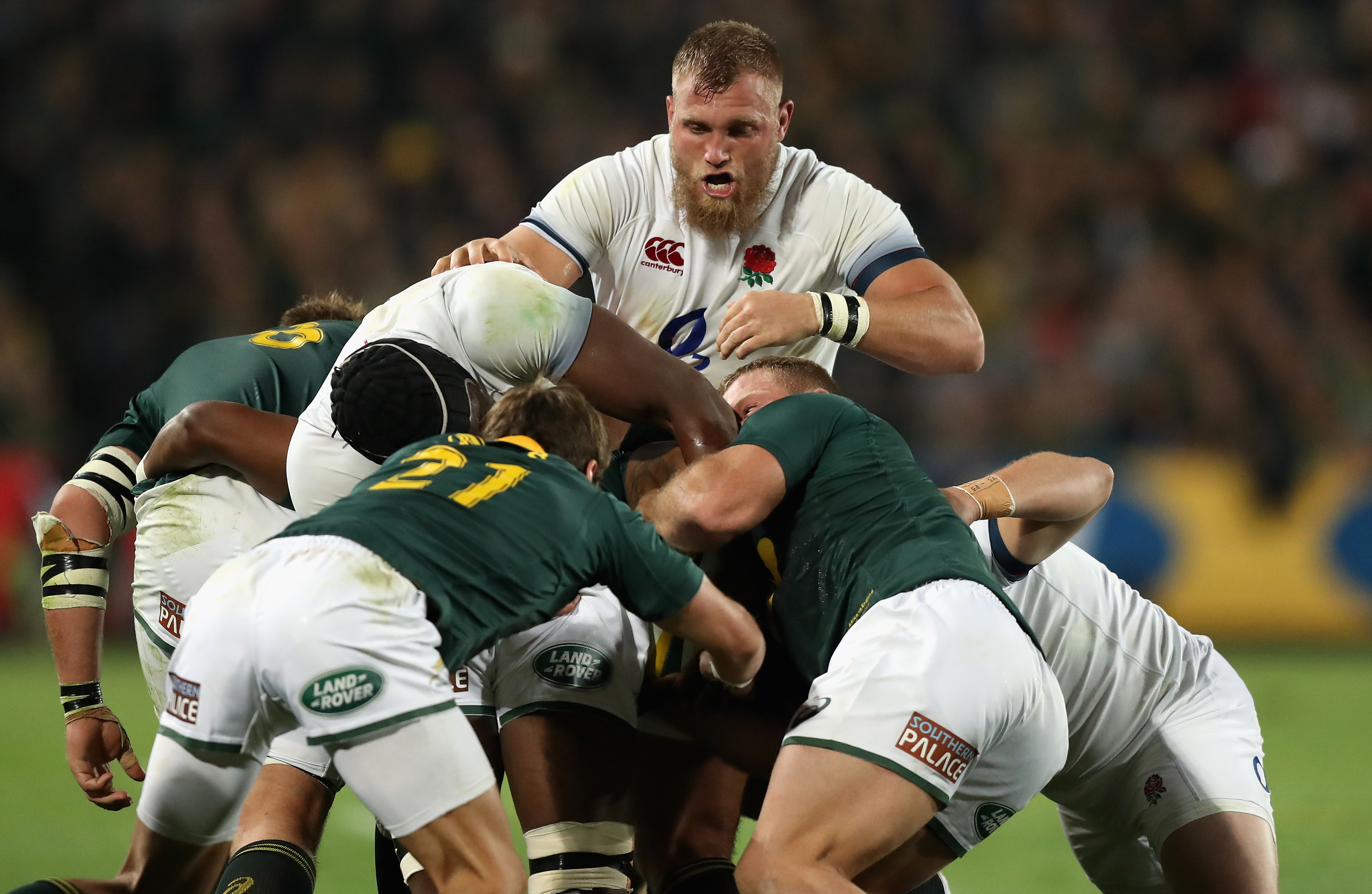 South Africa v England preview of the second Test in Bloemfontein