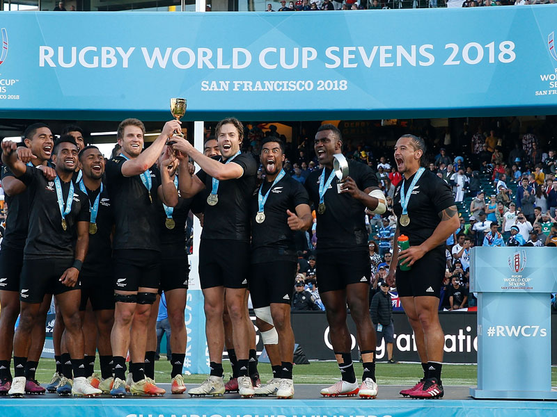 New Zealand Win Sevens Rugby World Cup