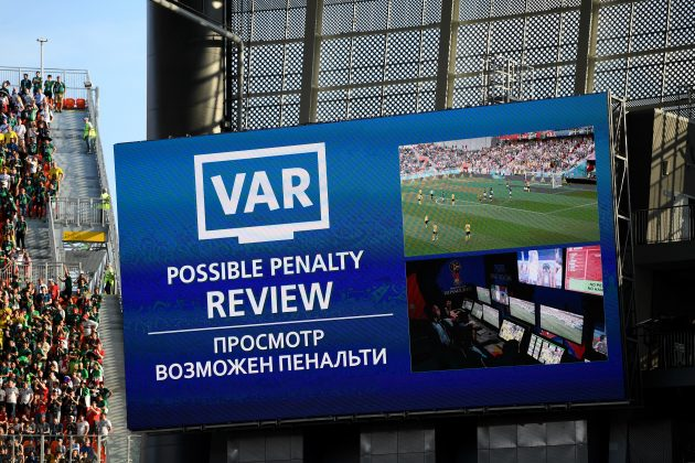 How rugby can learn from the VAR system in the Football