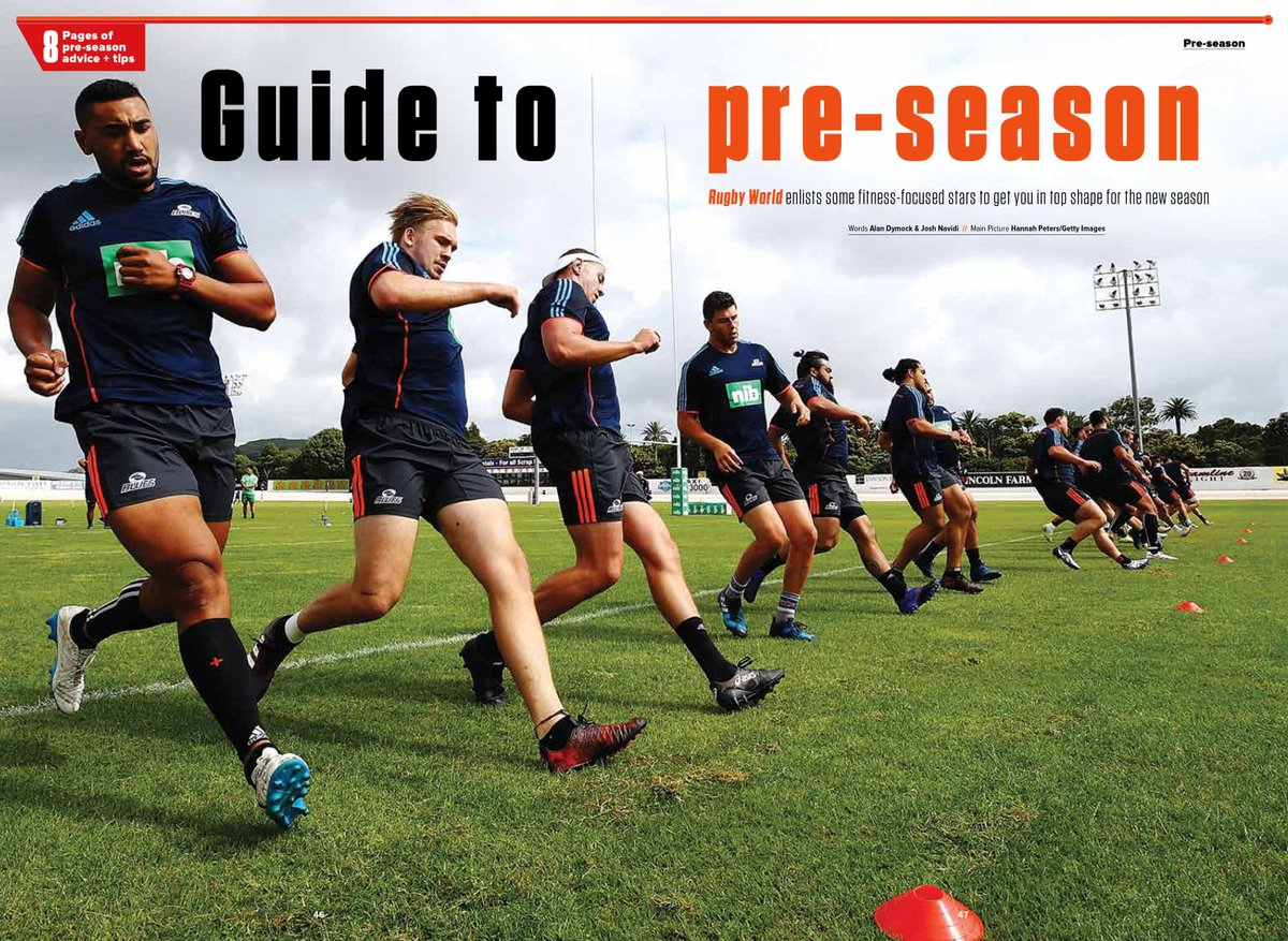 Rugby Pre-Season Guide: Part One