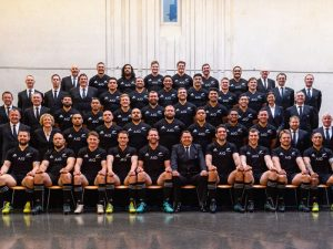 New Zealand Rugby Championship Squad
