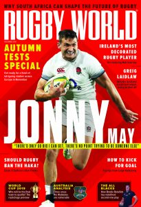 Rugby World cover