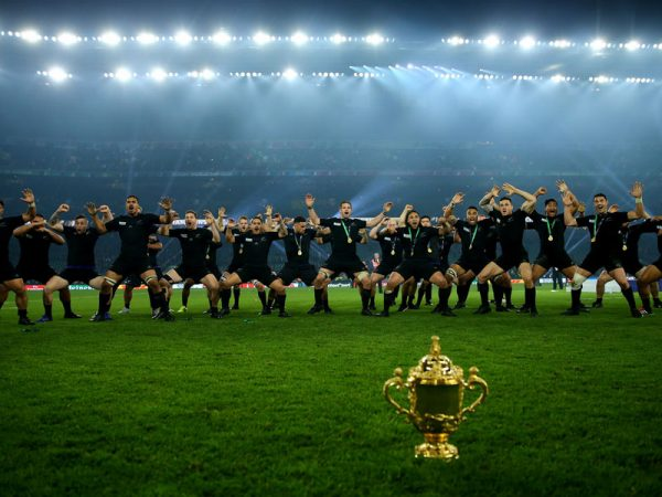 2019 Rugby World Cup TV Coverage - Rugby World