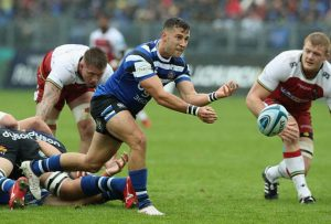 Bath scrum-half Max Green on his rugby journey