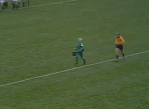 Remember When A Ballboy Ruled Out An All Black Try Rugby World