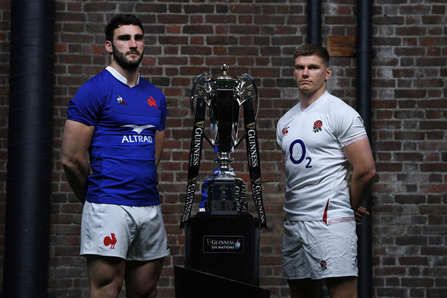 Six Nations France v England Preview