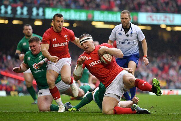 How Wales won the Six Nations Grand Slam
