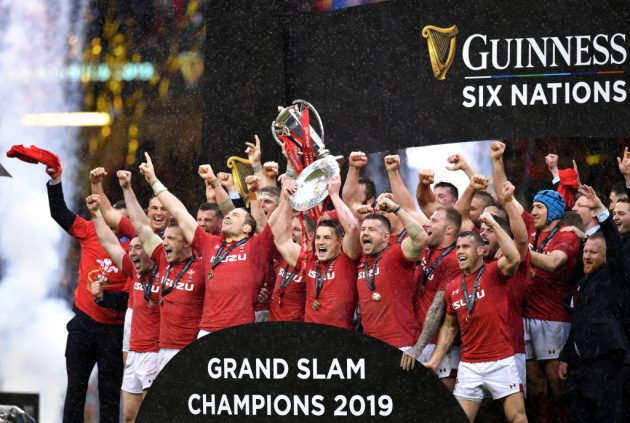 All the reaction to Wales winning the Six Nations Grand Slam