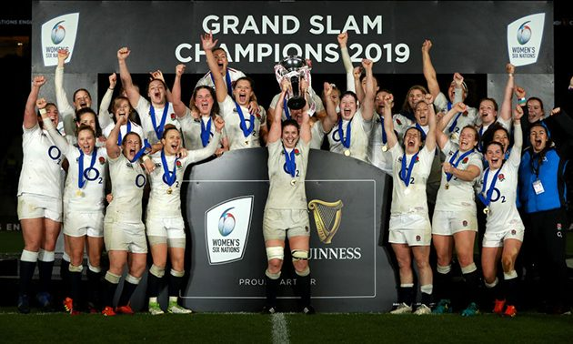What does England's Grand Slam mean for Women's Six Nations?