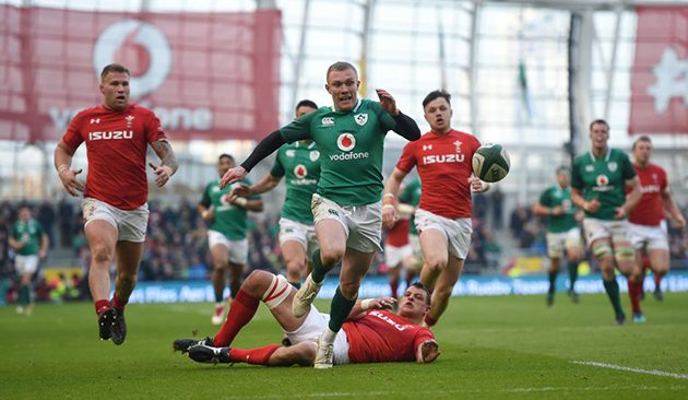 Six Nations Wales v Ireland Preview