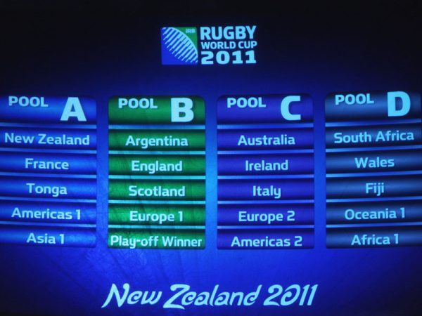 Rugby World Cup Pools Explained How Do They Work