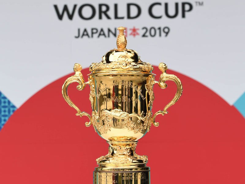 Past Rugby World Cup Hosts Countries To Have Held The Tournament