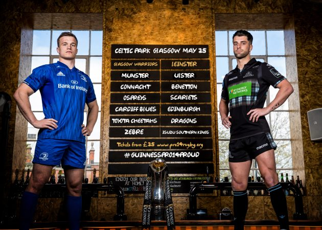 Guinness Pro14 final: Glasgow and Leinster ready for battle
