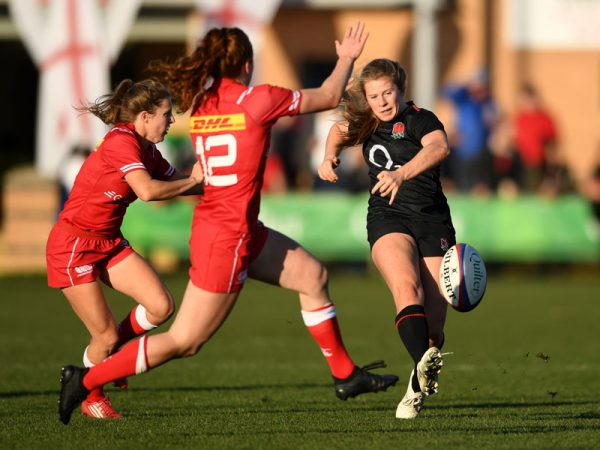 Emily Scarratt: 'The Women's Super Series Will Be Awesome'