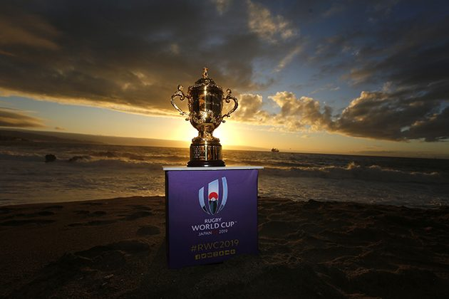 100 Days To Go Until The Rugby World Cup In Japan