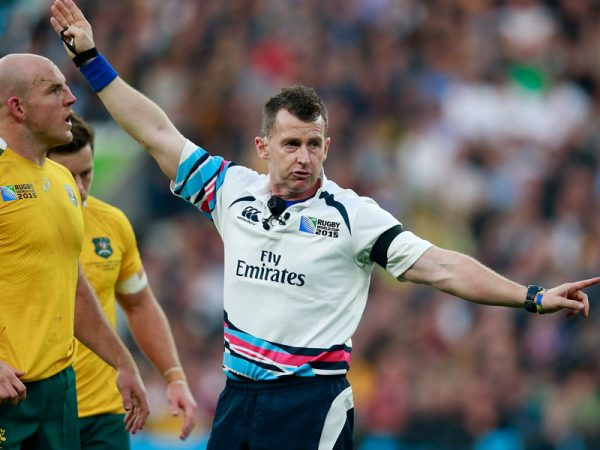 Rugby World Cup Referees