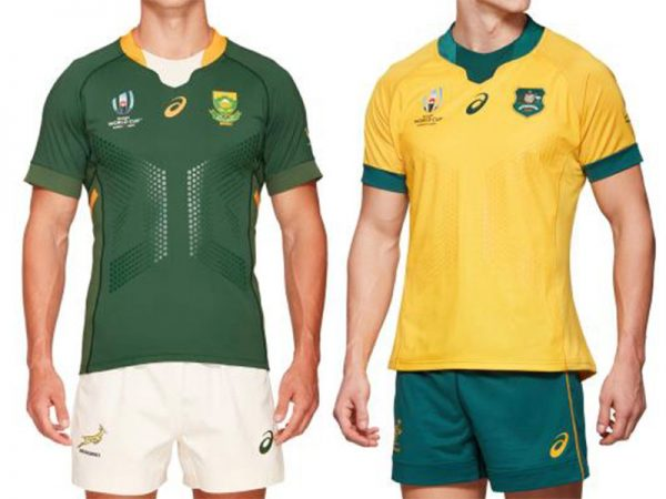 big sale b8280 718b0 2019 Rugby World Cup Kits - Jerseys for the tournament