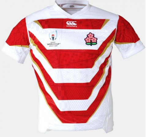 2019 Rugby World Cup Kits - Jerseys for the tournament
