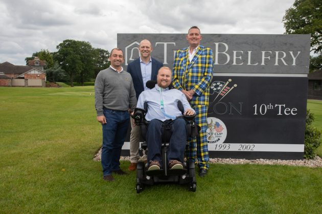 Doddie and Hambo launch joint fundraising dinner