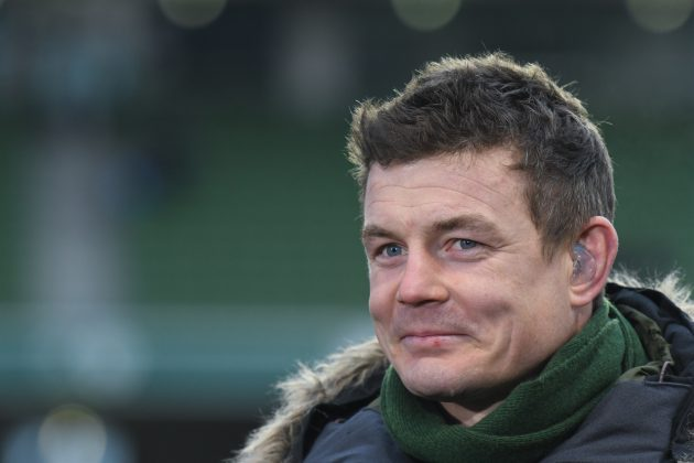 """Brian O'Driscoll: """"It would be terrific if we had a new winner at the World Cup"""""""