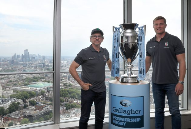 London Irish in the spotlight at 2019-20 Gallagher Premiership fixtures launch