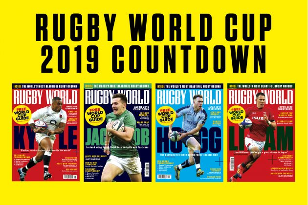 Rugby World - The world's best-selling rugby magazine