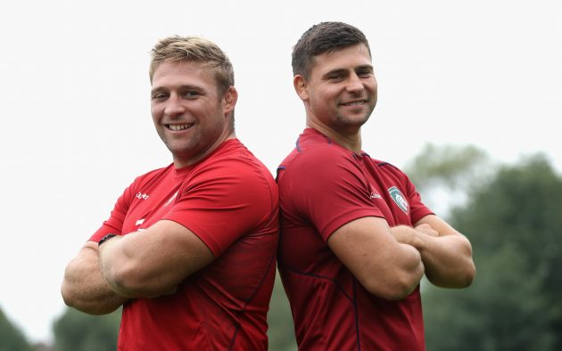 Youngs brothers throw weight behind Robbie's Rugby Festival 2019