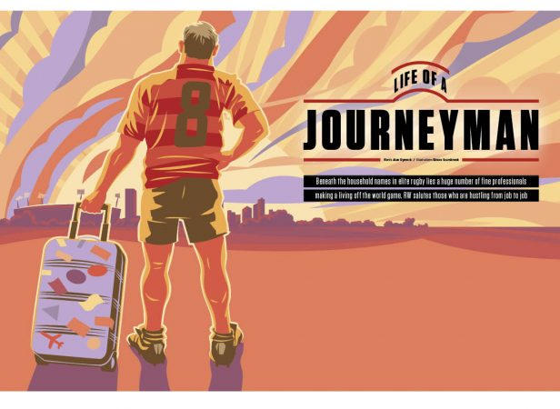 The life of a Journeyman – a Rugby World special report