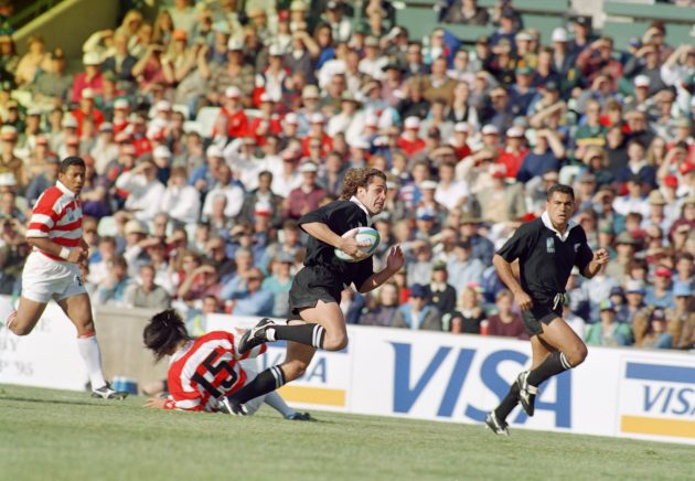 What Is The Highest Ever Score In A Rugby World Cup Match?