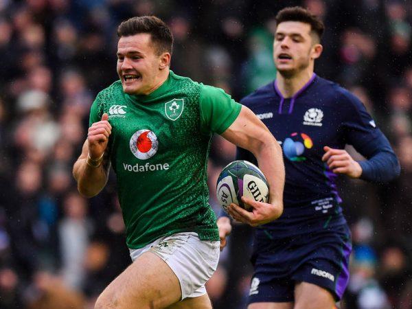 2019 Rugby World Cup: Ireland v Scotland