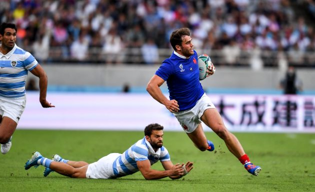 2019 Rugby World Cup: France 23-21 Argentina