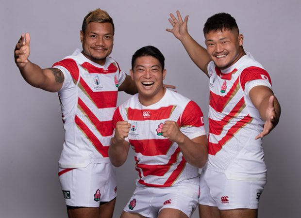 Rugby World Cup Portrait Photos