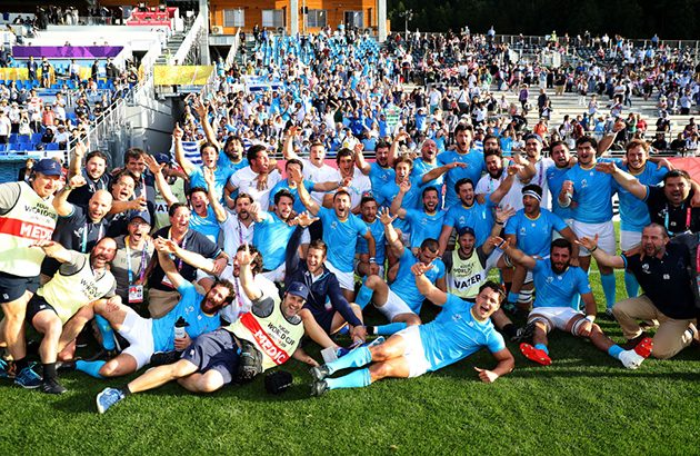 2019 Rugby World Cup Fiji 27 30 Uruguay Rugby World