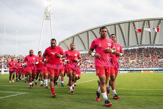USA v Tonga