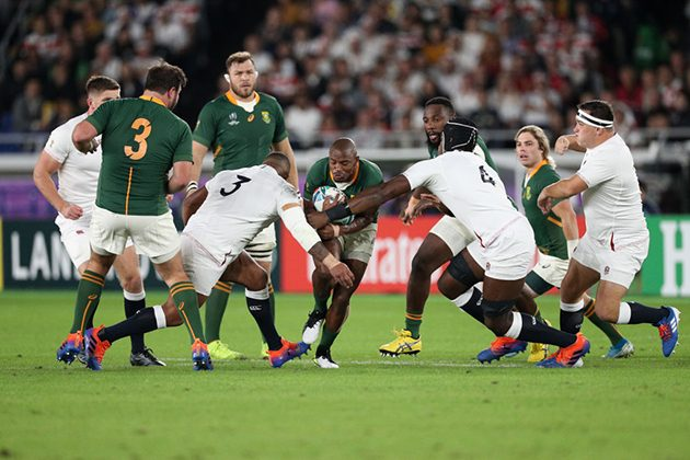 2019 Rugby World Cup Final England V South Africa