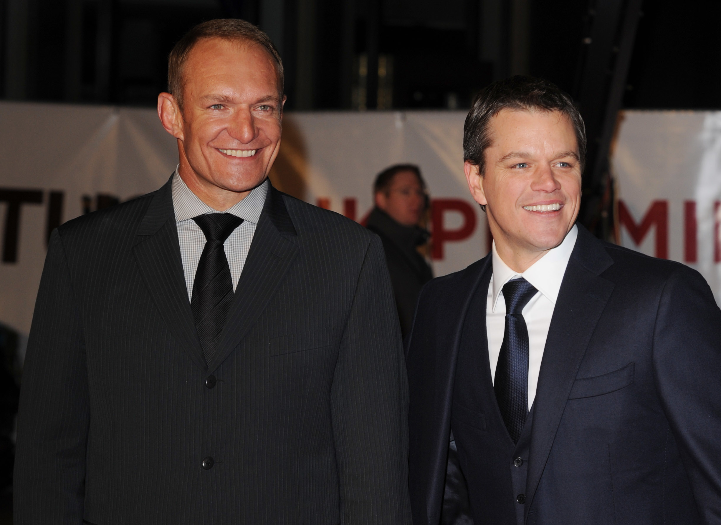 Matt Damon talks about learning rugby for Invictus - Rugby World
