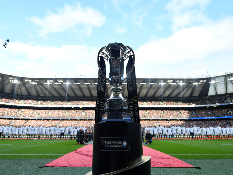 Six Nations Odds - Rugby World Tournament Betting